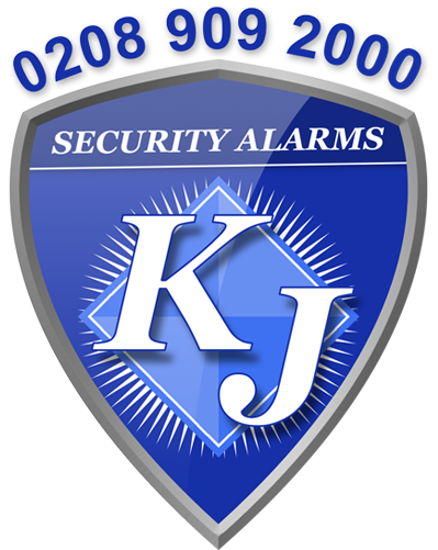 KJ Security Logo